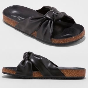 Junie Knotted Footbed Sandals